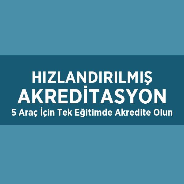 HIZLANDIRILMIŞ AKREDİTASYON