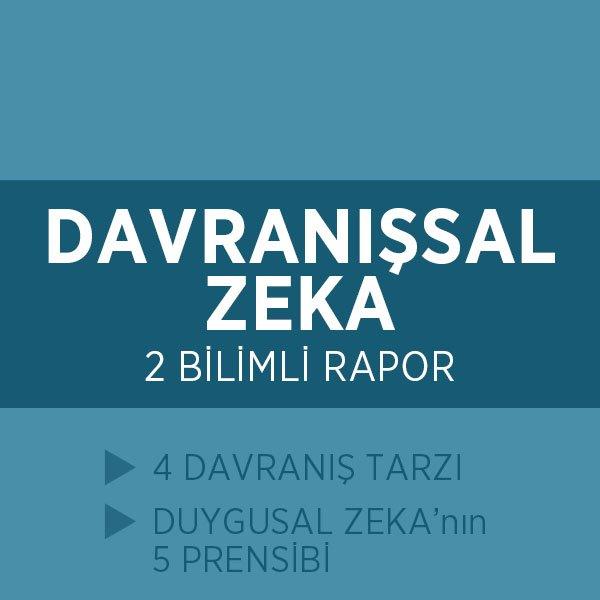 DAVRANIŞSAL ZEKA