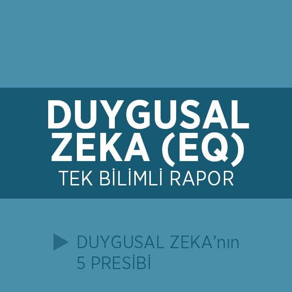 DUYGUSAL ZEKA (EQ)