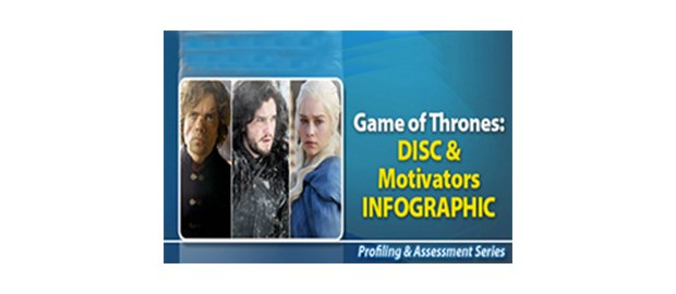 GERÇEK HAYATTA DISC: GAME OF THRONES KARAKTER ANALİZİ