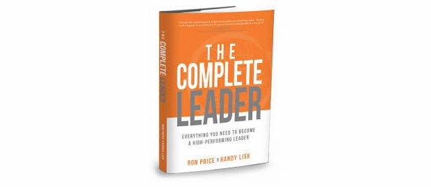 """""""THE COMPLETE LEADER"""" KİTABI"""